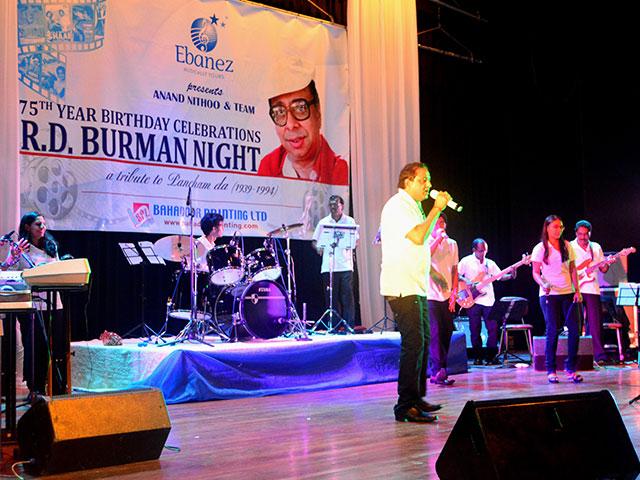 First Concert – R.D Burman Show