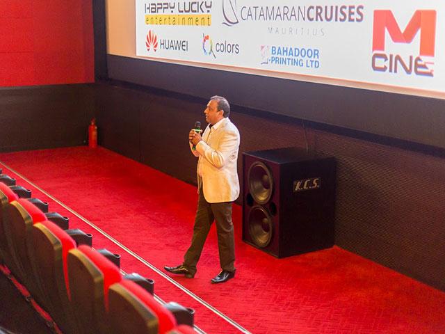 First Cinema Screening