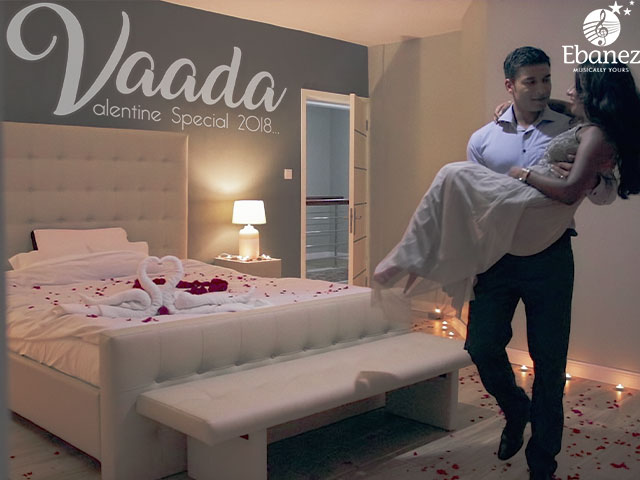 "First in-house video clip – ""Vaada"""