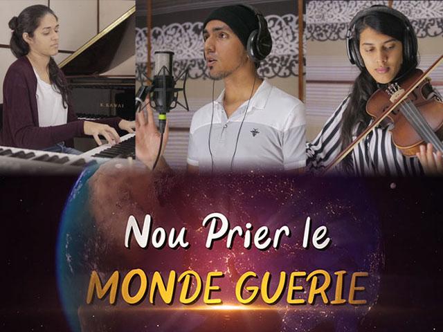 """COVID-19 Pandemic – """"Nou Prier Le Monde Guerie"""""""